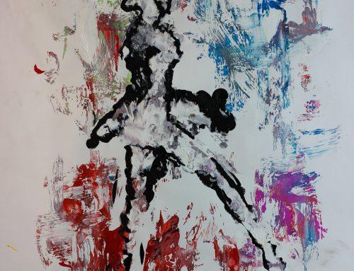 Bailarina 40×75